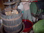 "Wine production in ""konoba"" - the traditional way"