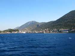 Trpanj on the Peljesac peninsula