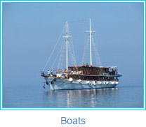 Boats - photos