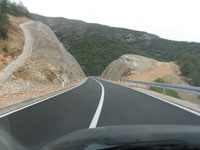 New road Jelsa - Poljica (part of Sućuraj - Hvar road)