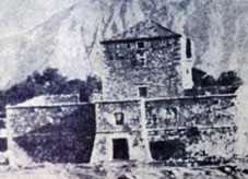 Fort Fortica from 1613